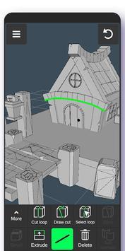 3D Modeling App plakat