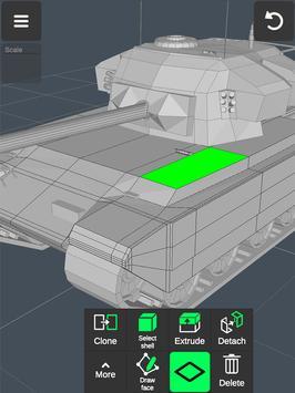 3D Modeling App screenshot 12