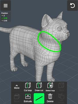 3D Modeling App screenshot 20