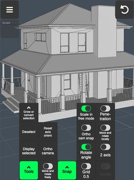 3D Modeling App screenshot 9