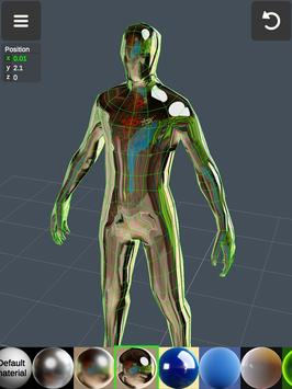 3D Modeling App screenshot 10