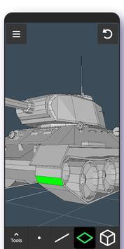 3D Modeling App screenshot 7