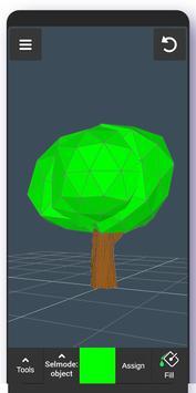 3D Modeling App screenshot 4