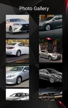 Lexus ES screenshot 19