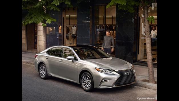 Lexus ES screenshot 7