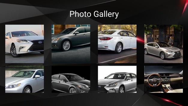 Lexus ES screenshot 6