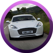 Aston Martin Rapide icon
