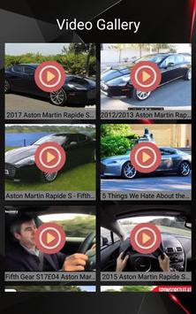 Aston Martin Rapide screenshot 18