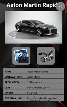 Aston Martin Rapide screenshot 1