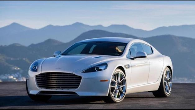 Aston Martin Rapide screenshot 7