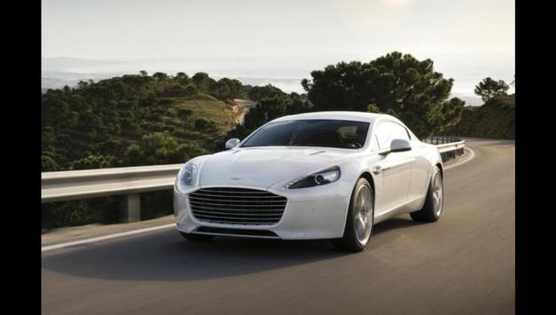 Aston Martin Rapide screenshot 4