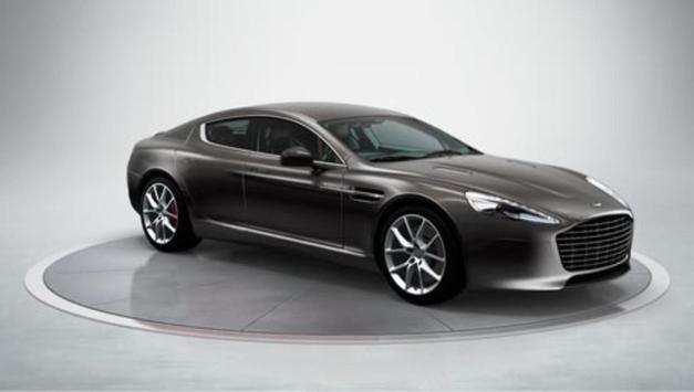 Aston Martin Rapide screenshot 5