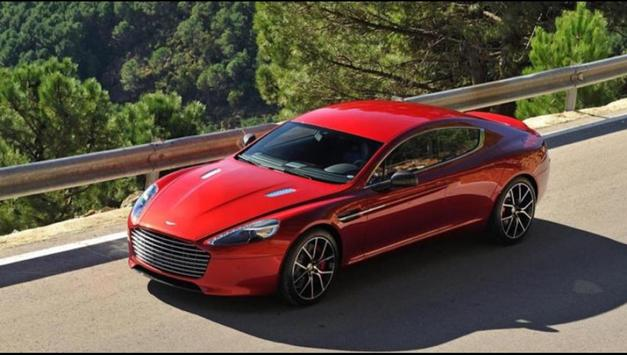 Aston Martin Rapide screenshot 6