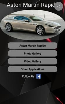 Aston Martin Rapide screenshot 8