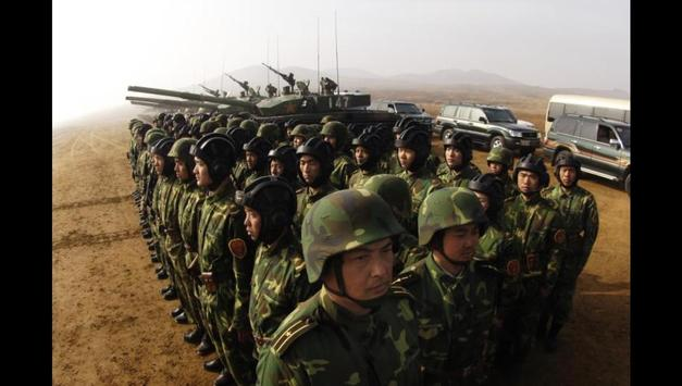 Chinese Armed Forces screenshot 14