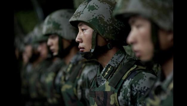 Chinese Armed Forces screenshot 15