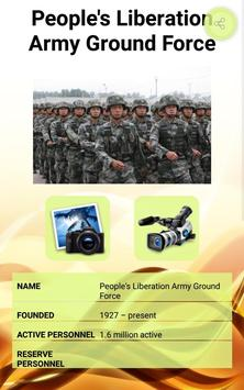 Chinese Armed Forces screenshot 1