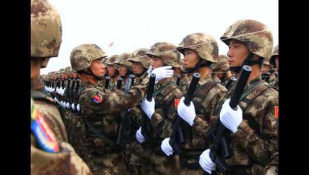 Chinese Armed Forces screenshot 4