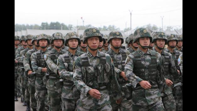 Chinese Armed Forces screenshot 5