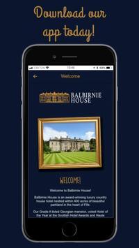 Balbirnie House Hotel screenshot 1