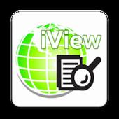iView App BETA icon