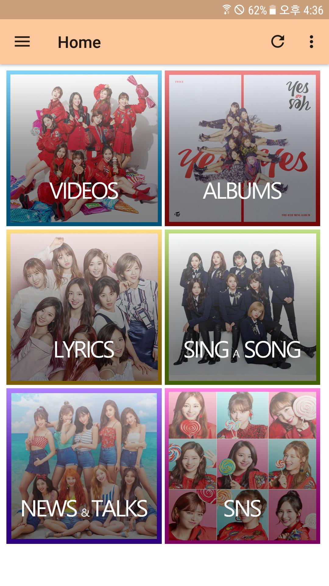 Twice(트와이스) Kpop All - Videos, Songs, and Lyrics for