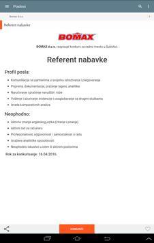 Poslovi Infostud screenshot 9