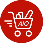 AIO - All in One Shopping App icon