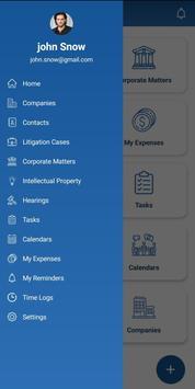 App4Legal screenshot 1