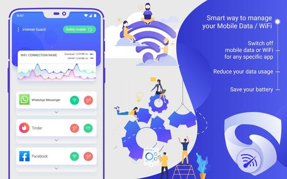 Wifi Manager poster