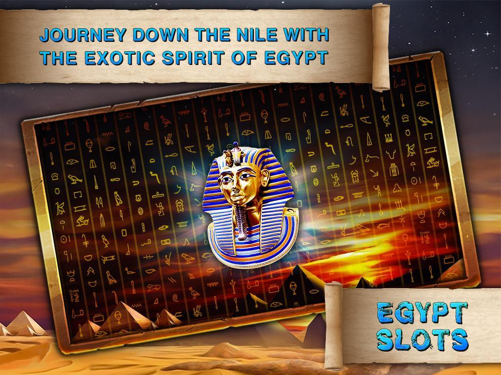 Egypt Slots poster