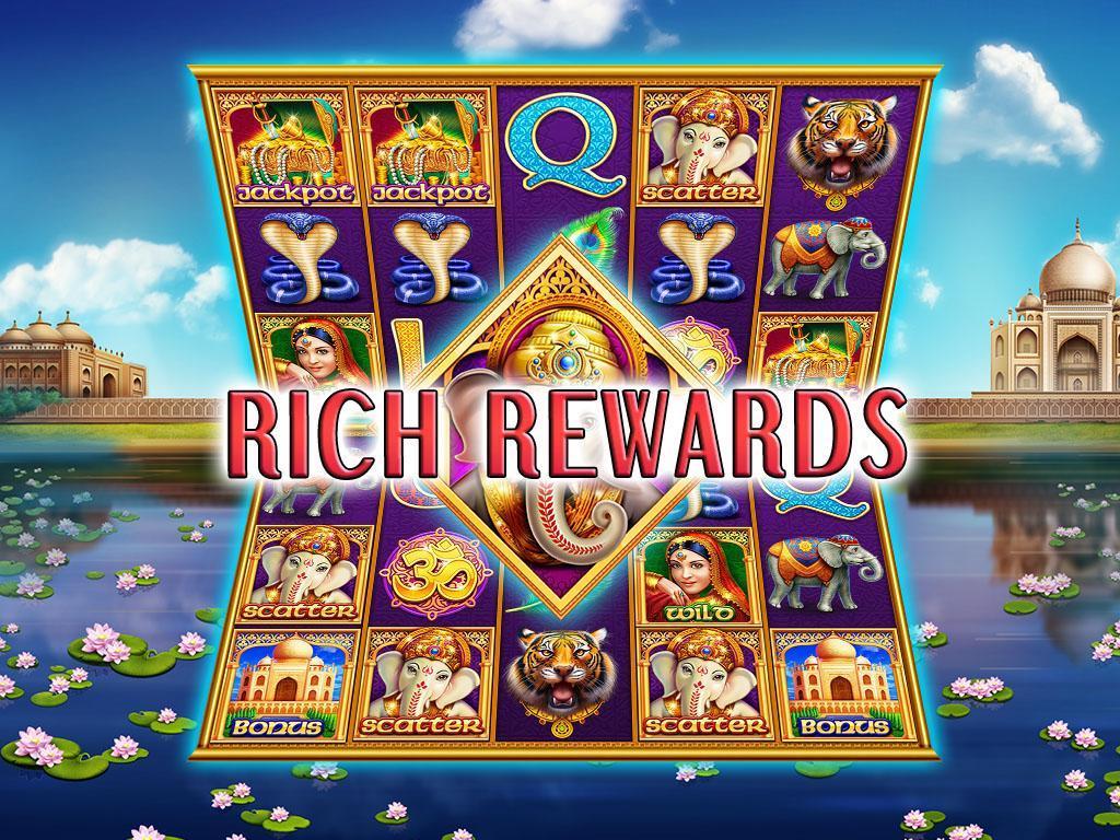 Free Slots India Slot Machine poster