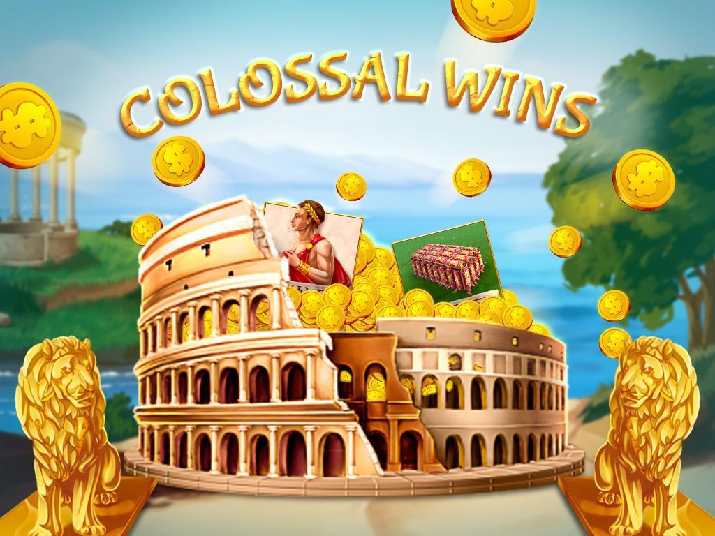 Rome Slots poster