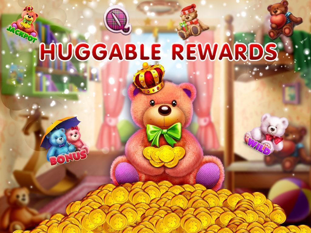 Slots - Teddy Bears Vegas FREE poster