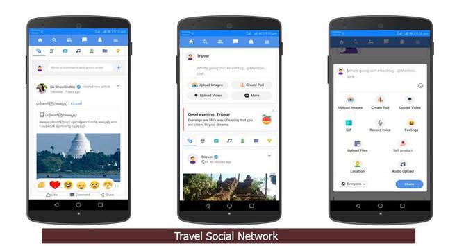 Tripvar Myanmar screenshot 3