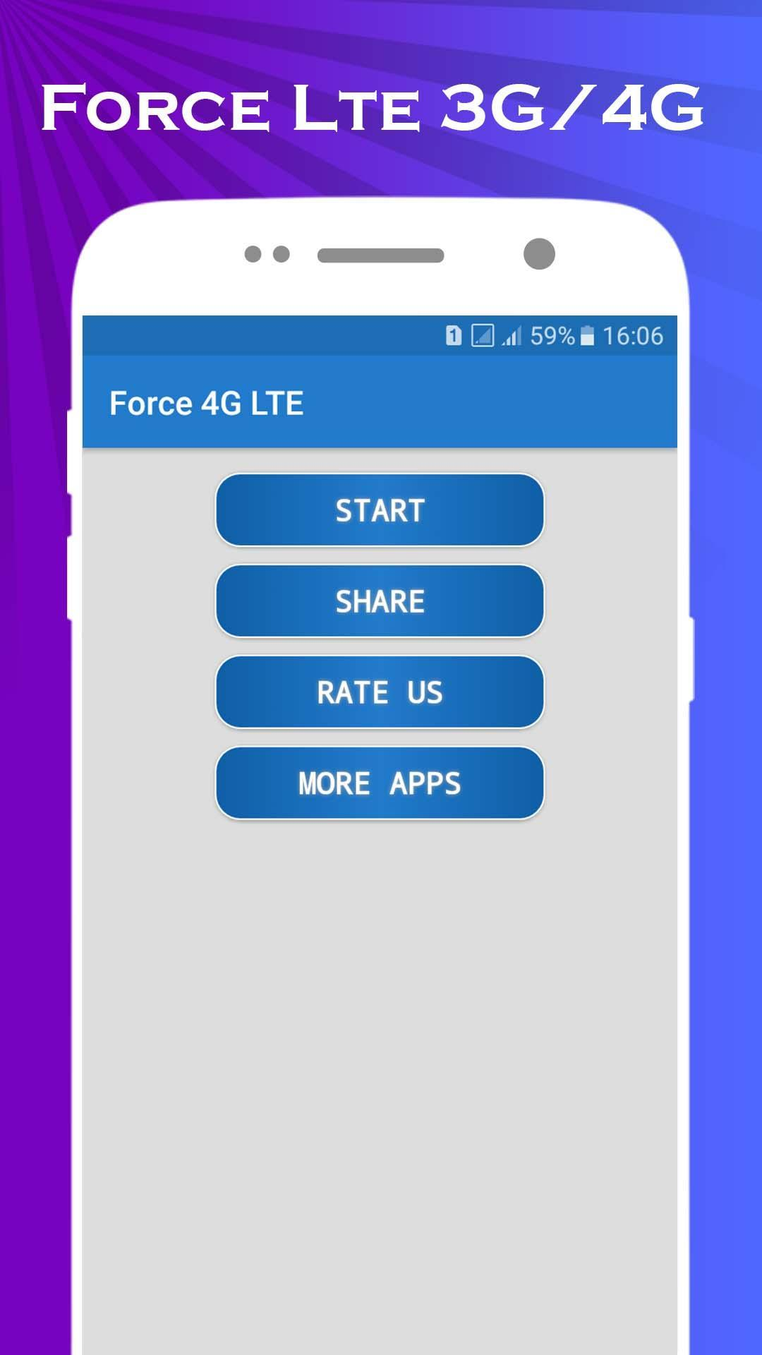 Force 4G Lte Mode - 4G Lte Switch for Android - APK Download