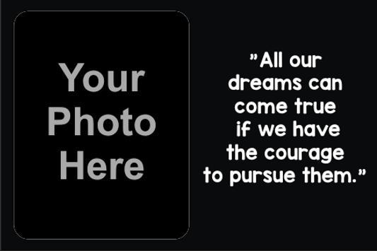 Inspirational Photo Frame screenshot 1