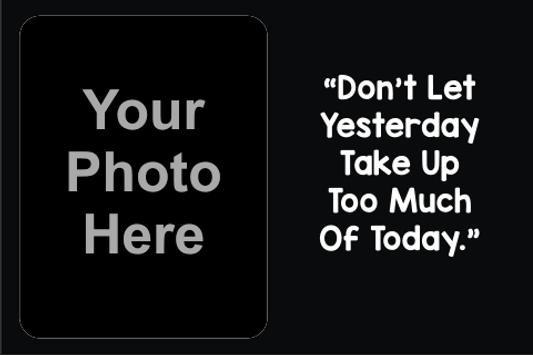 Inspirational Photo Frame screenshot 2