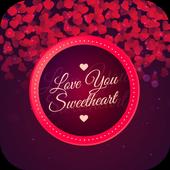 Love ecard icon