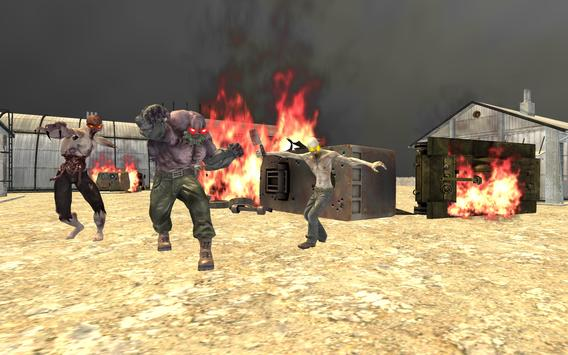 Zombies Hunter : Survival Shooting  Zombie killing screenshot 5