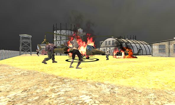 Zombies Hunter : Survival Shooting  Zombie killing screenshot 9