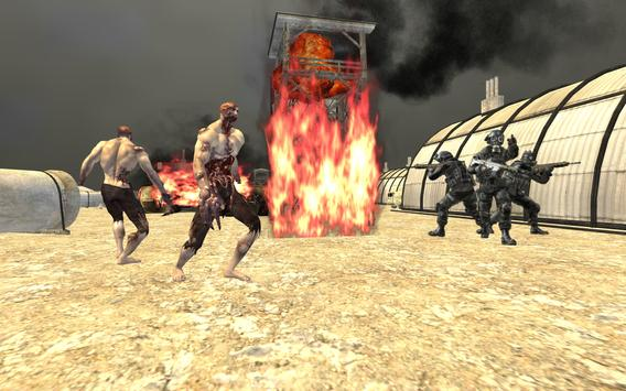 Zombies Hunter : Survival Shooting  Zombie killing screenshot 12