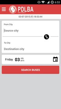 punebus.in screenshot 1