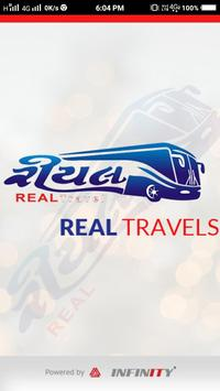 Real Travels poster