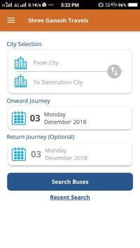 Shree Ganesh Travels screenshot 2