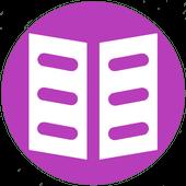 Infinite Books Summary - Read Books & Novels 圖標