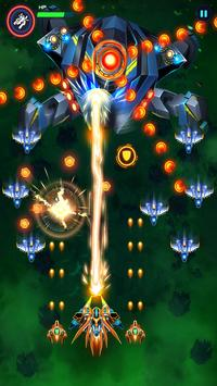 17 Schermata Infinite Shooting: Galaxy War