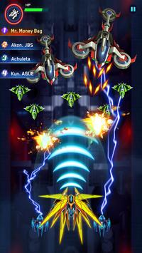 21 Schermata Infinite Shooting: Galaxy War
