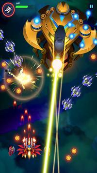 4 Schermata Infinite Shooting: Galaxy War