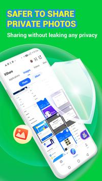 XShare - Transfer & Share all files without data captura de pantalla 2